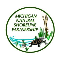 Michigan Natural Shoreline Partnership logo