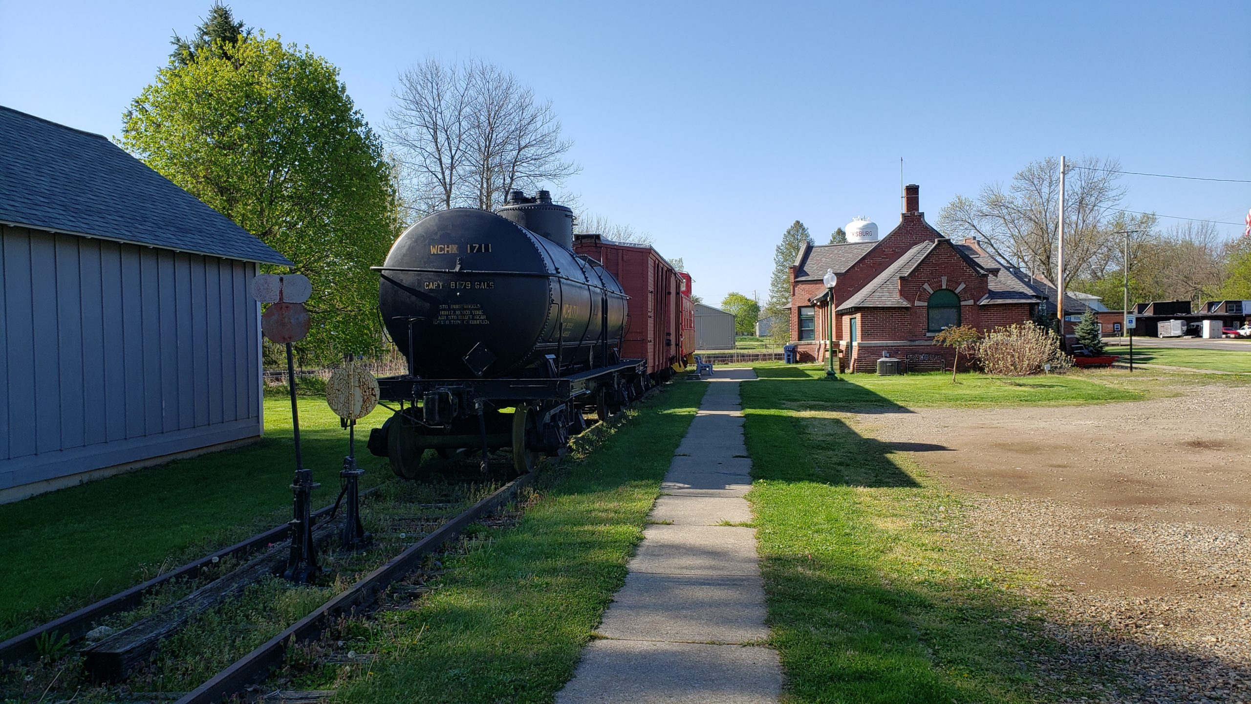 Historic Village Train