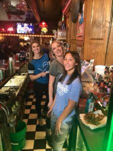 Village Hide A Way bartenders