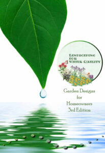 Landscape for water quality cover